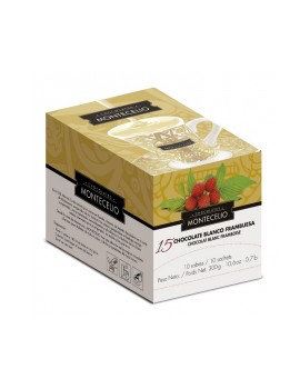 Chocolat Blanc Montecelio - Framboise